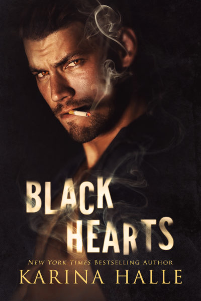 Black Hearts by Karina Halle | Excerpt + Pre-Order Info