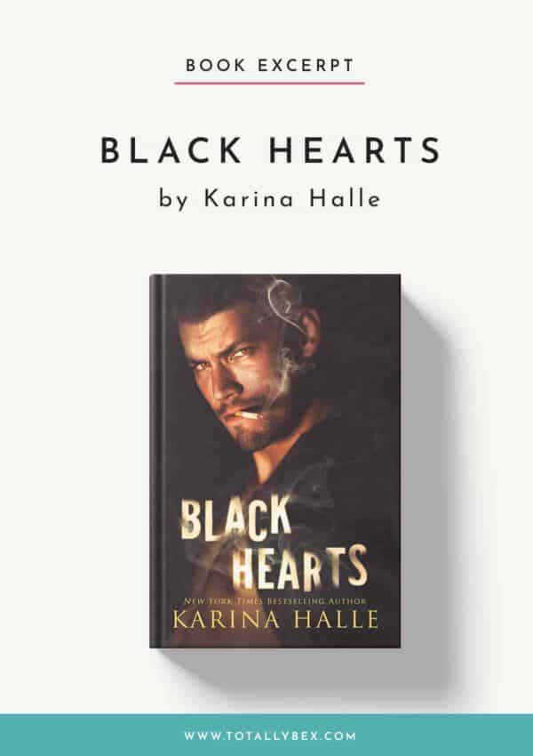 Black Hearts by Karina Halle-Book Excerpt