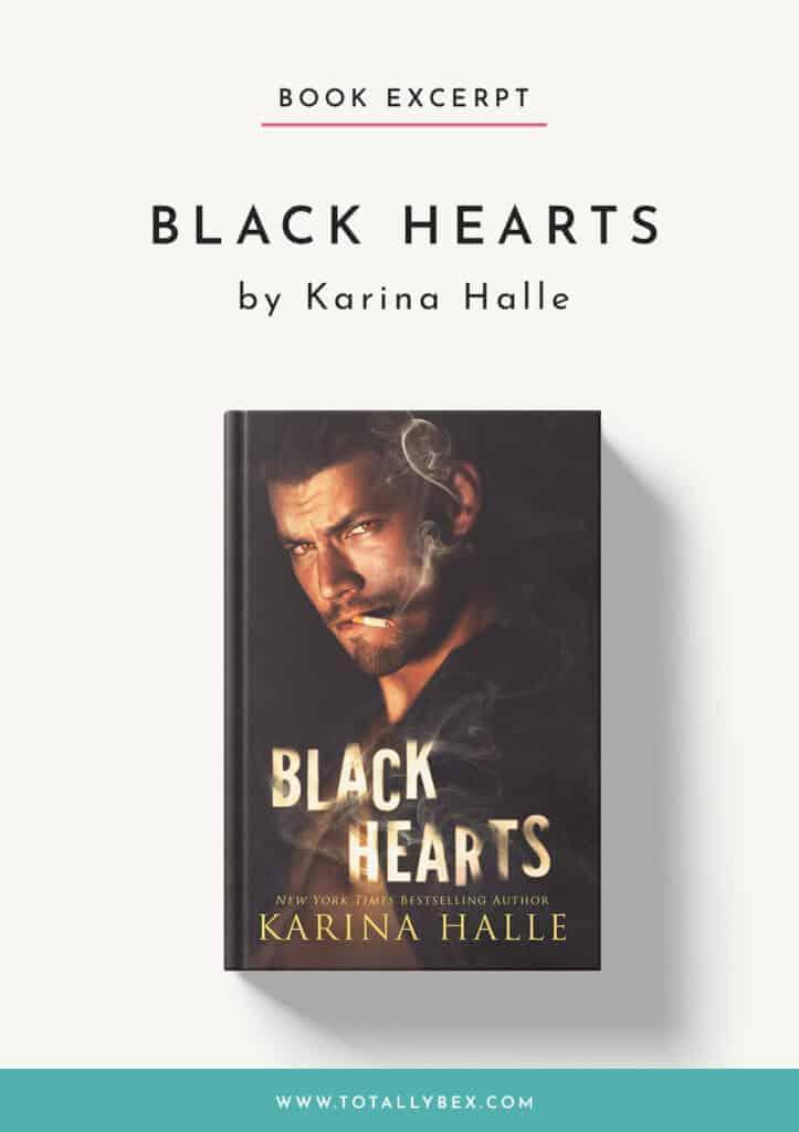 Black Hearts by Karina Halle-Book Excerpt
