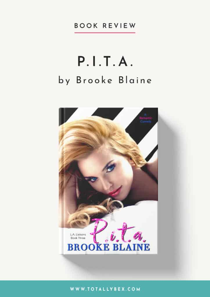PITA by Brooke Blaine-Book Review
