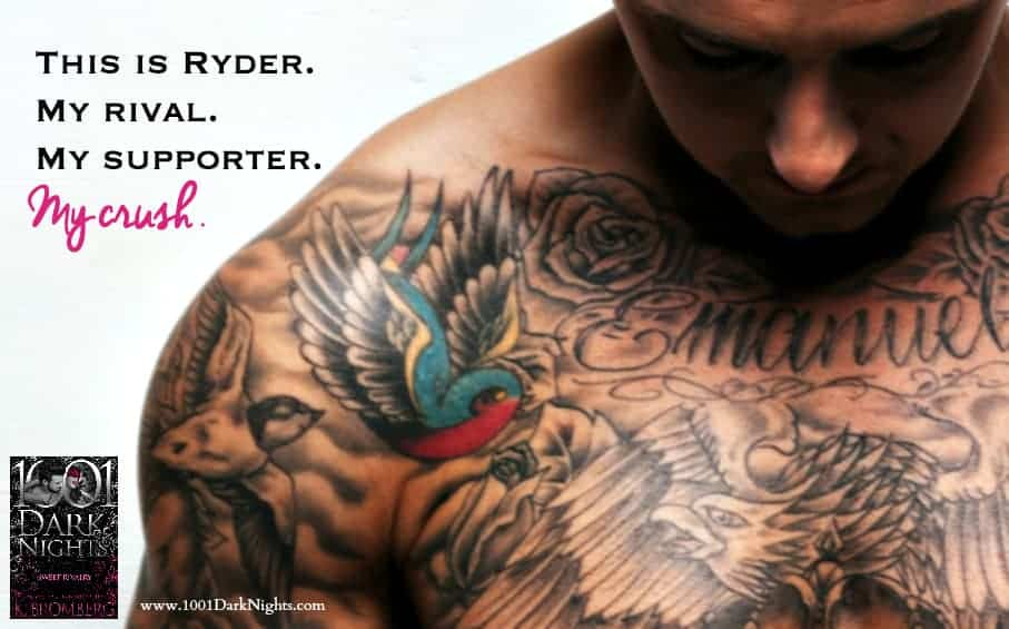 Sweet Rivalry by K. Bromberg teaser