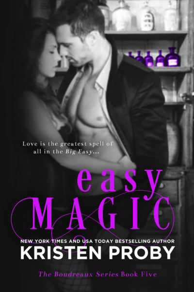 'Easy Magic' by Kristen Proby (Boudreaux #5)  — Review