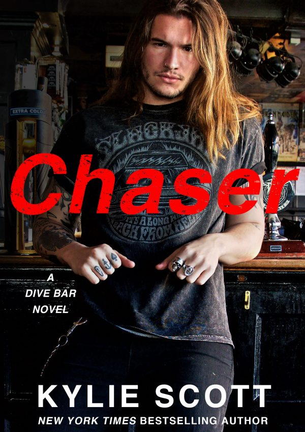 Chaser (Dive Bar #3) by Kylie Scott | Cover Reveal