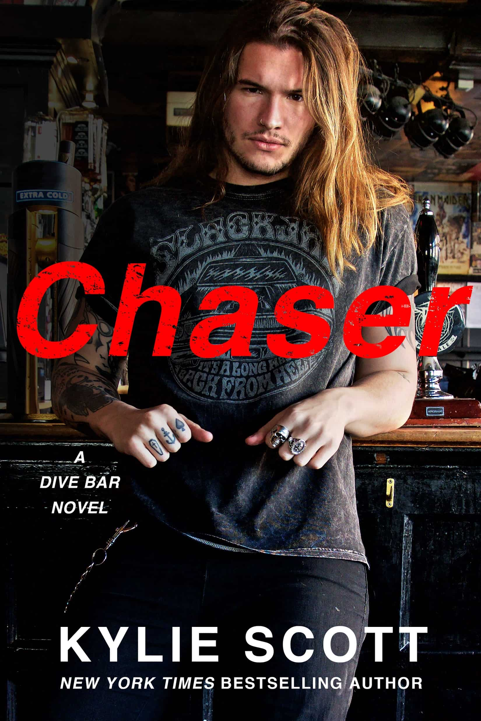 Chaser by Kylie Scott