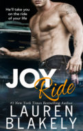Joy Ride by Lauren Blakely | romantic comedy