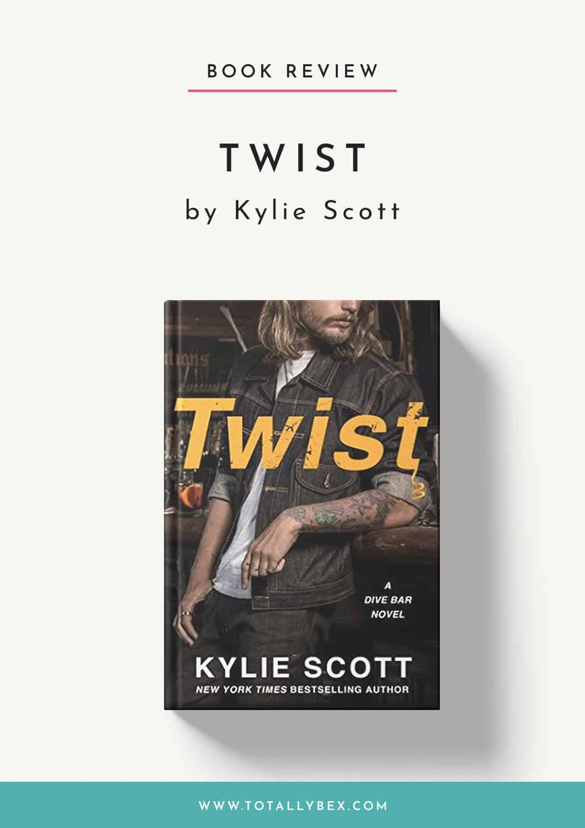 Twist by Kylie Scott-Book Review