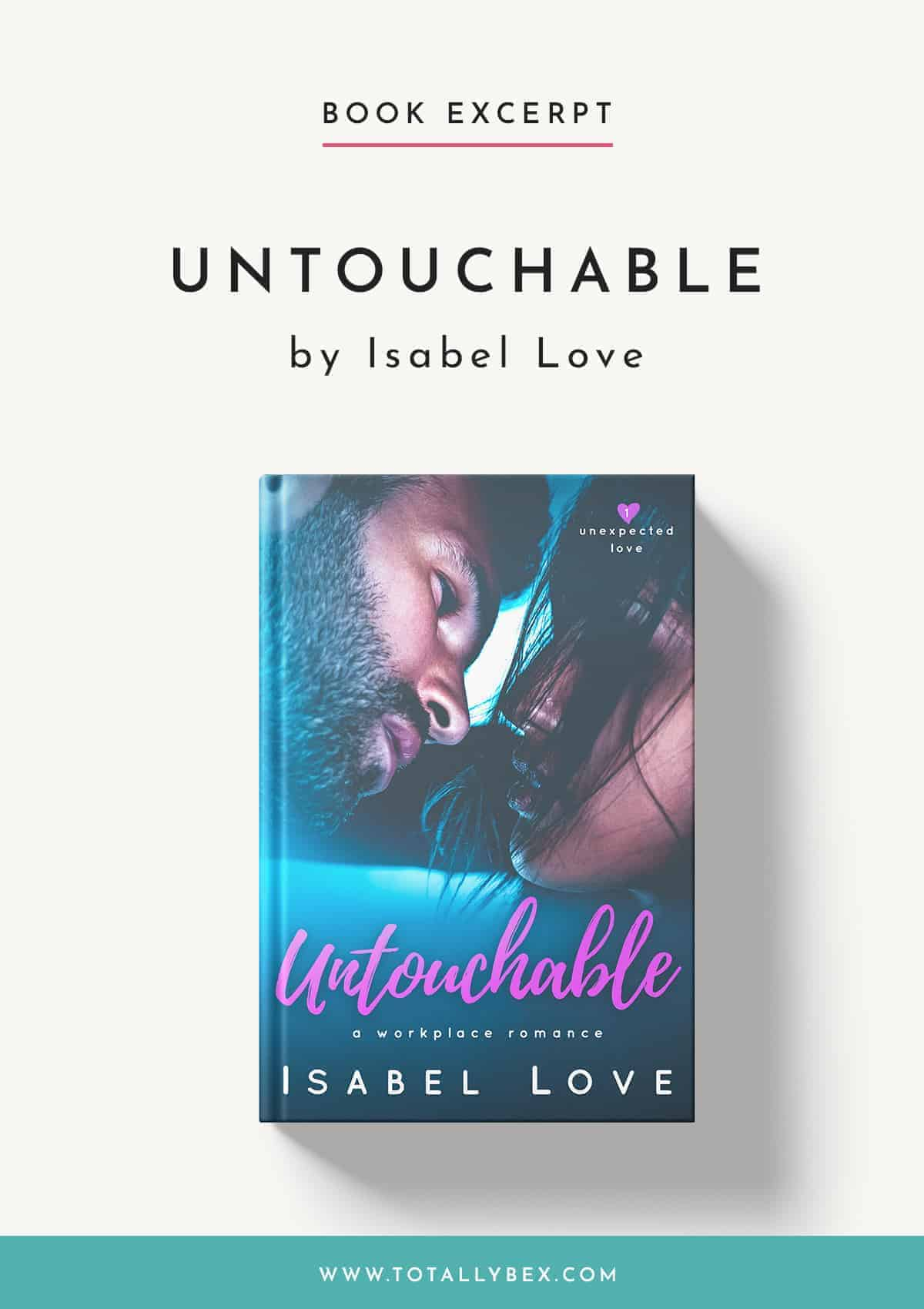 Untouchable by Isabel Love-Book Excerpt
