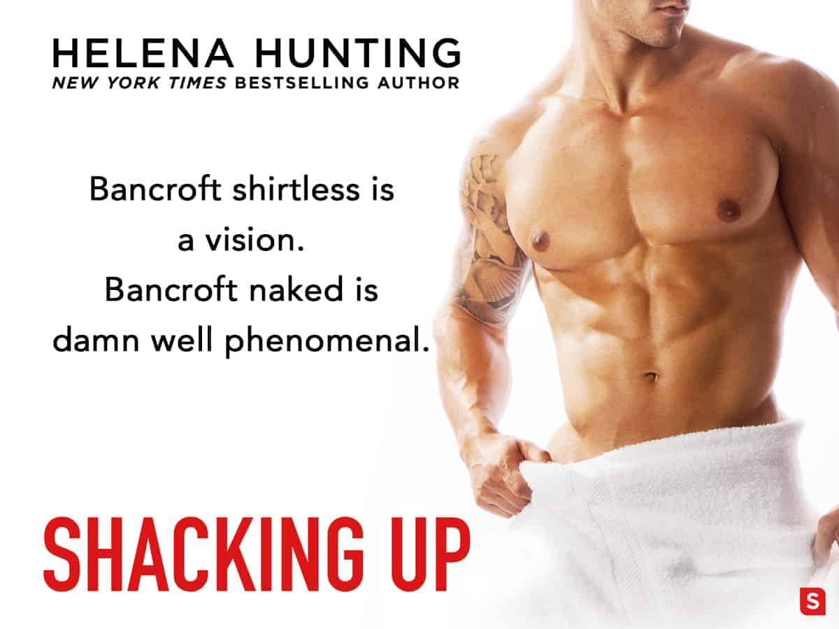 Shacking Up by Helena Hunting teaser