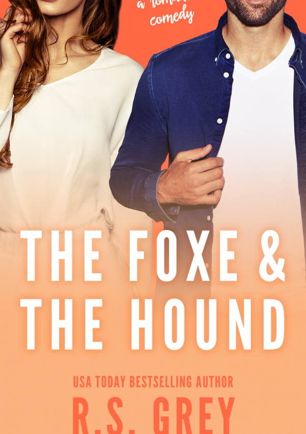'The Foxe & the Hound' by RS Grey — Cover