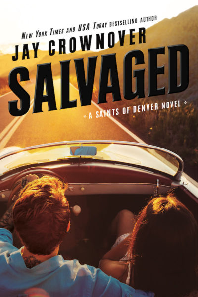 'Salvaged' by Jay Crownover — Prepare for Some Major Feels!