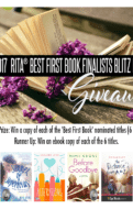 2017 RITA Best First Book Finalists Blitz & Giveaway!