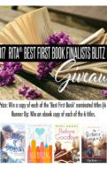 2017 RITA Best First Book Finalists Blitz & Giveaway!