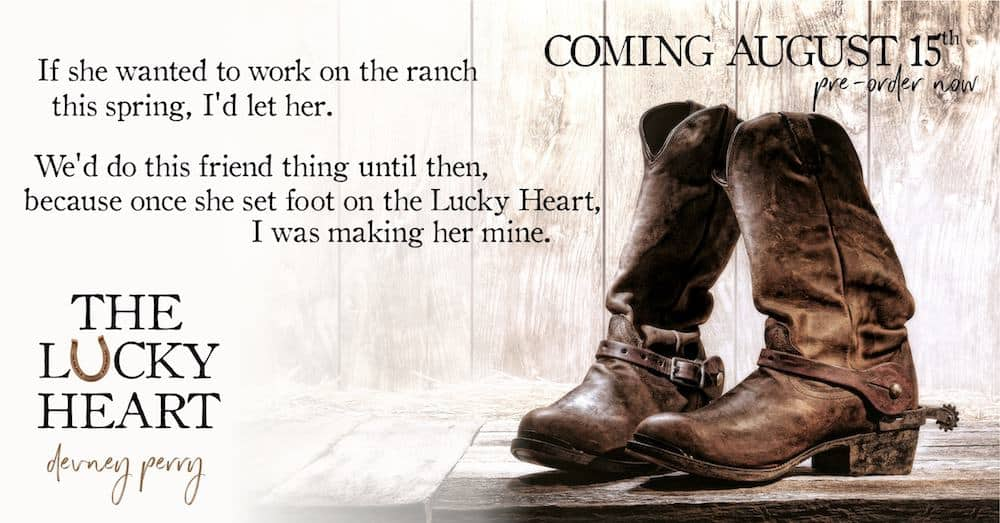 The Lucky Heart by Devney Perry | teaser