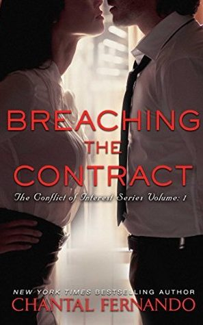 Breaching the Contract by Chantal Fernando | serial contemporary romance