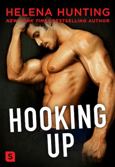 'Hooking Up' by Helena Hunting — Cover Reveal