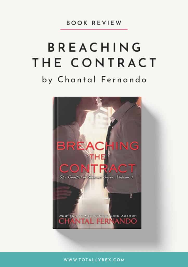 Breaching the Contract by Chantal Fernando-Book Review