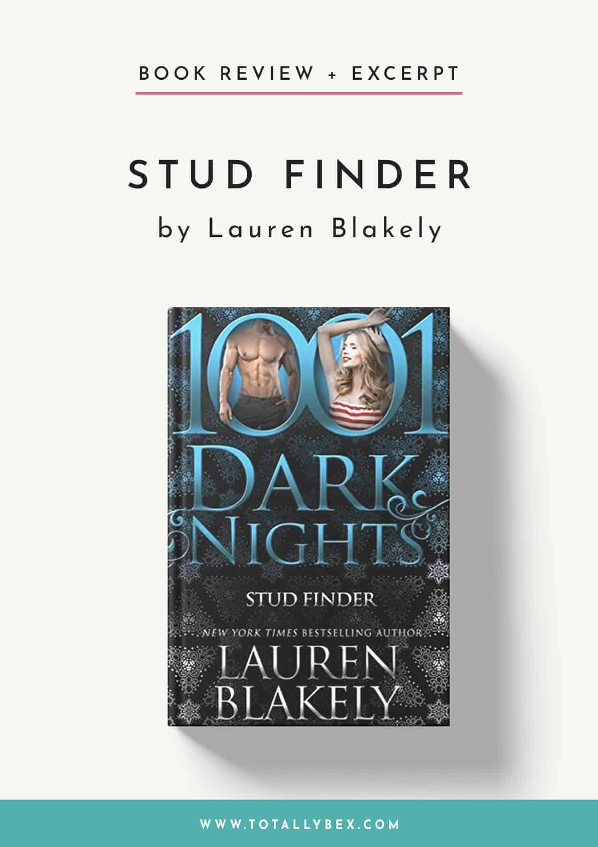 Stud Finder by Lauren Blakely-Book Review+Excerpt