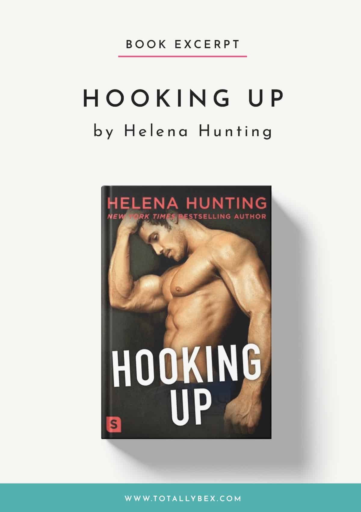 Hooking Up by Helena Hunting-Book Excerpt