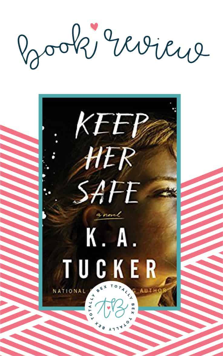 Book Review - Keep Her Safe by KA Tucker | romantic suspense