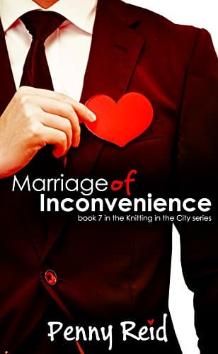 Marriage of Inconvenience by Penny Reid | contemporary romance