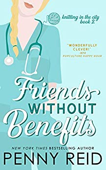 Friends without Benefits by Penny Reid-new cover