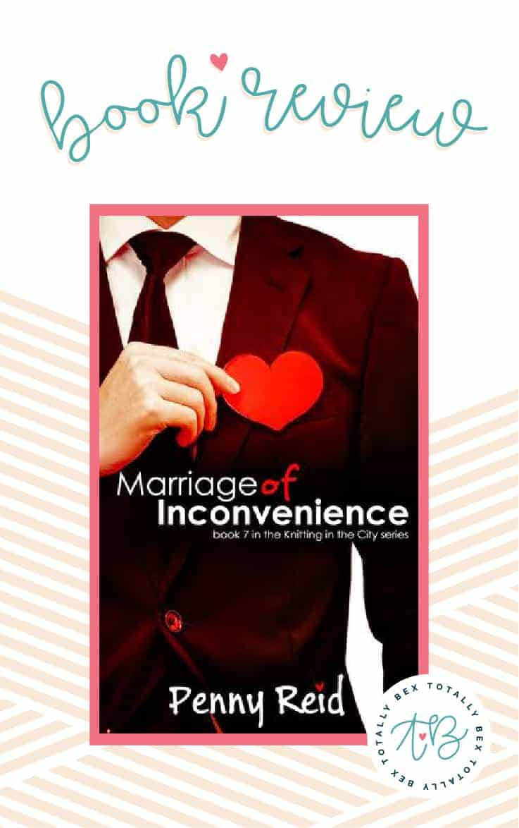 'Marriage of Inconvenience' by Penny Reid — Review