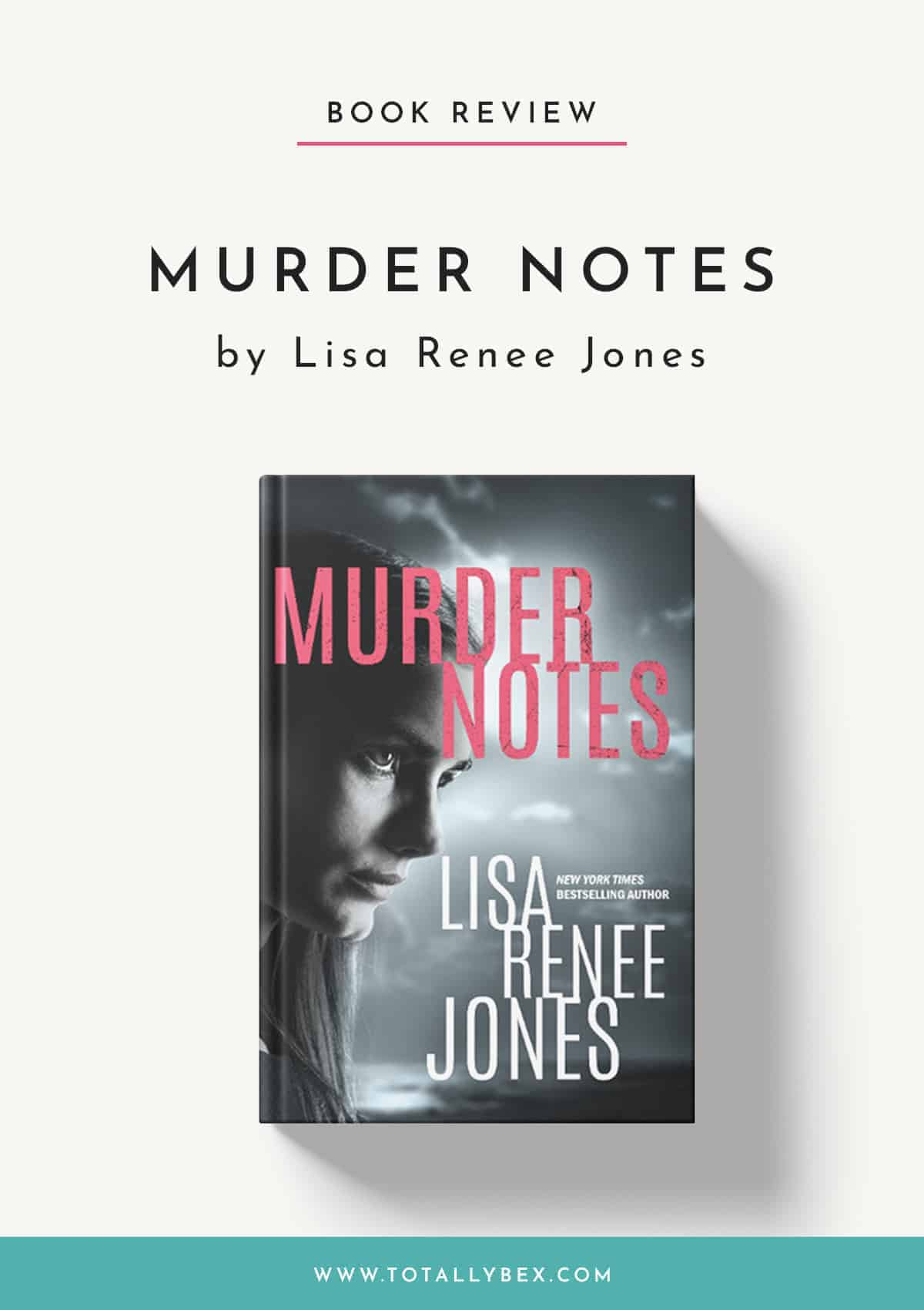 Murder Notes by Lisa Renee Jones-Book Review