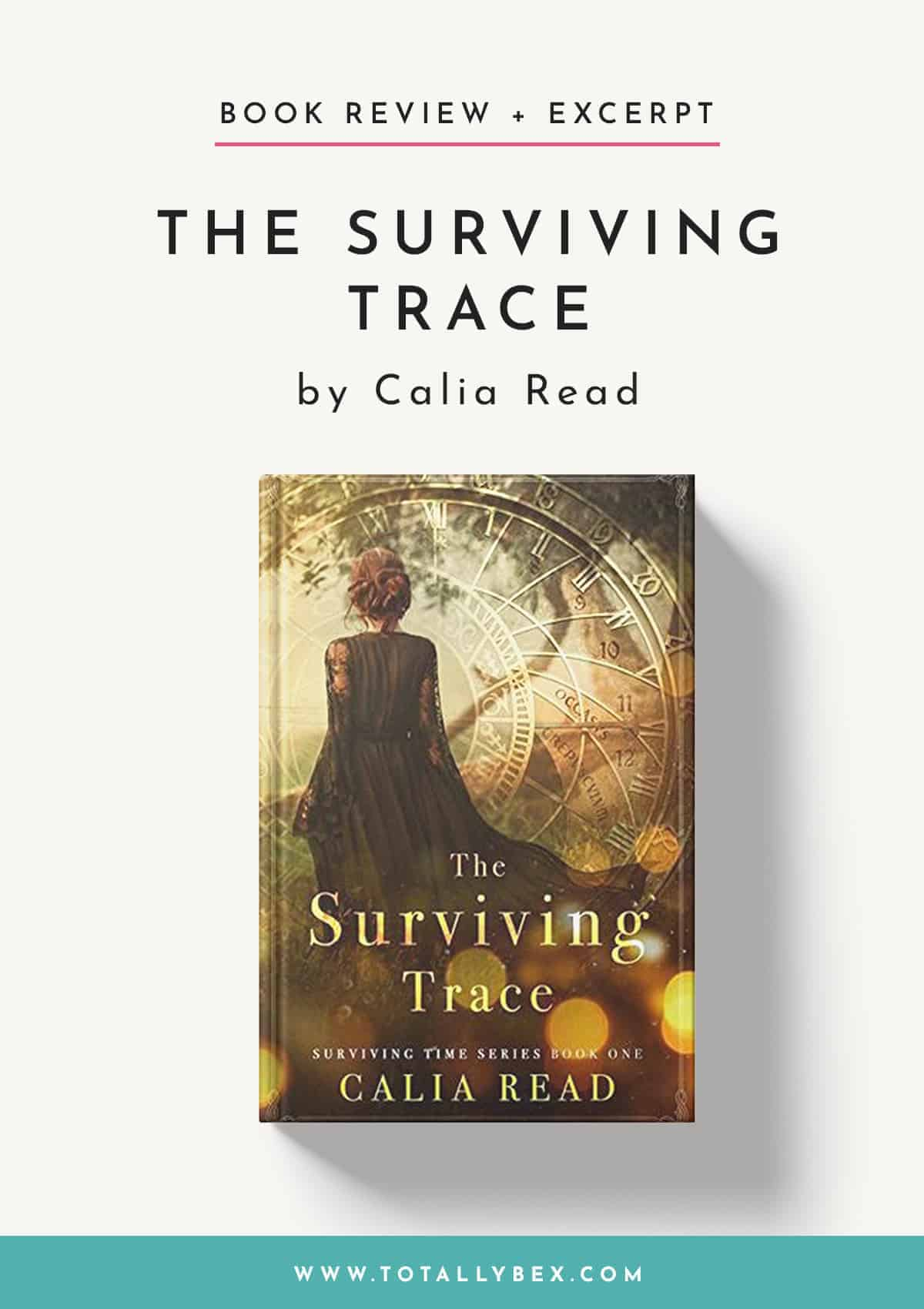The Surviving Trace by Calia Read-Book Review+Excerpt