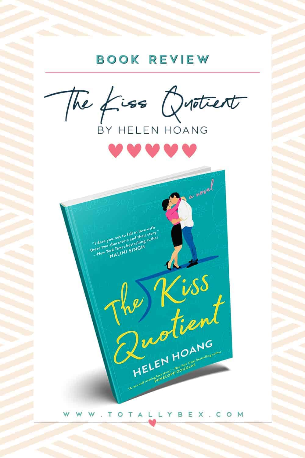 The Kiss Quotient - book review