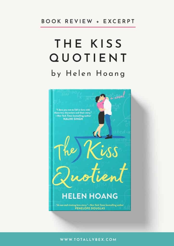 The Kiss Quotient by Helen Hoang-Book Review