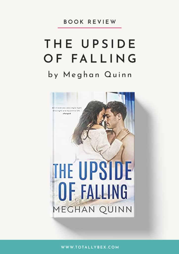 The Upside of Falling by Meghan Quinn-Book Review