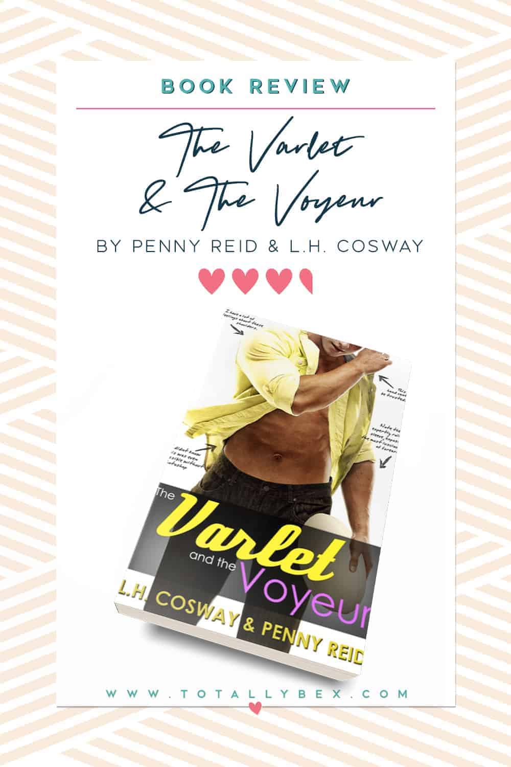 The Varlet and the Voyeur-BookReview