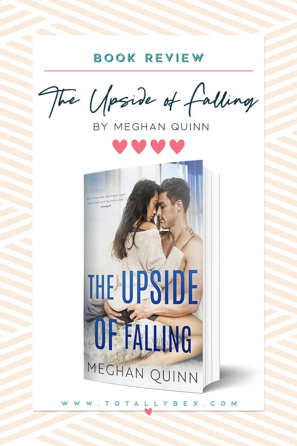 The Upside of Falling by Meghan Quinn-BookReview