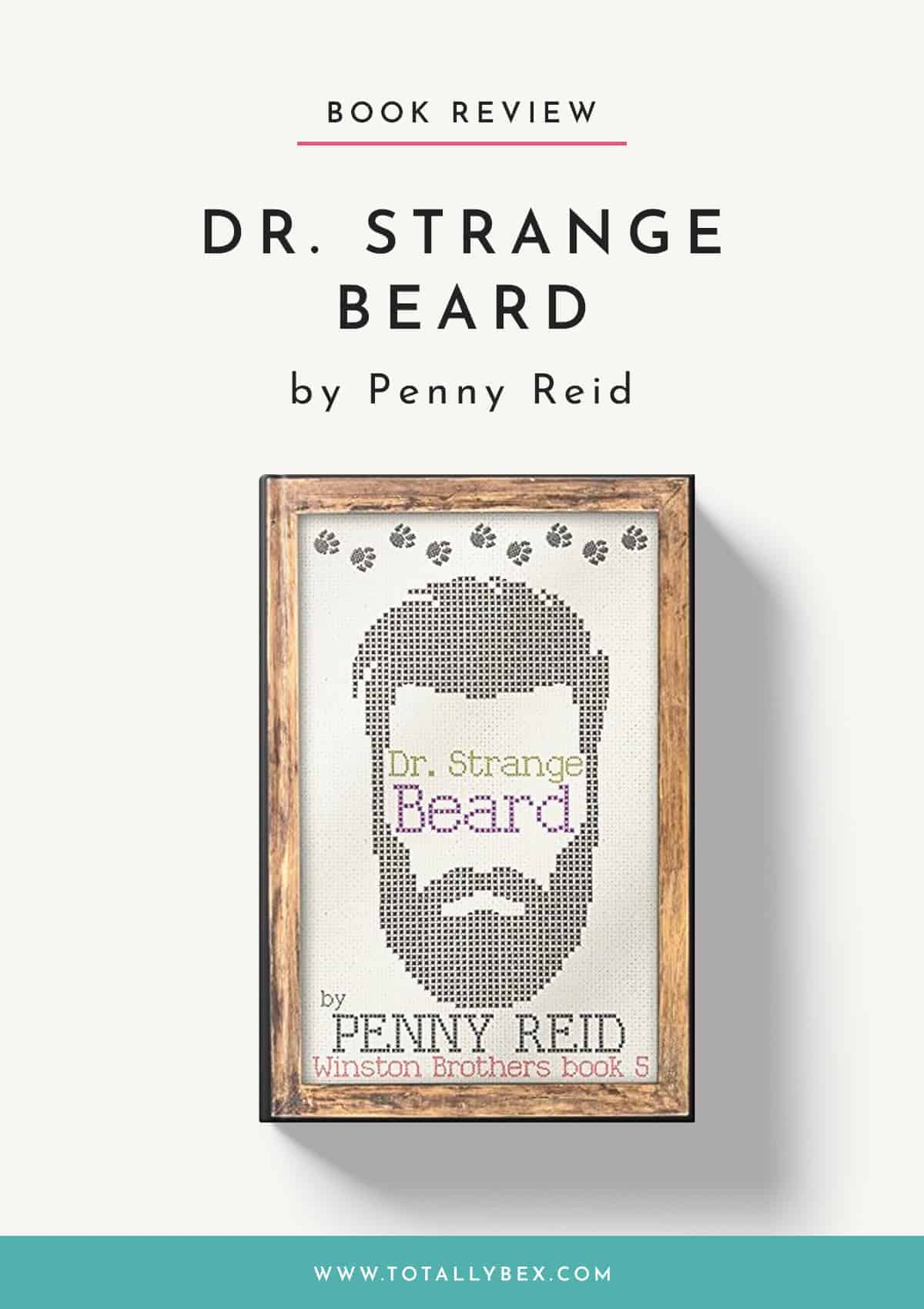 Dr Strange Beard by Penny Reid-Book Review