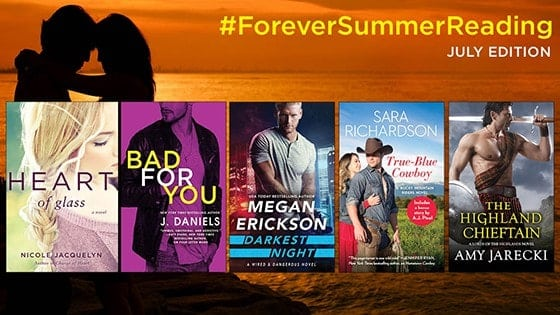 #ForeverSummerReading: A Q&A with Nicole Jacquelyn!