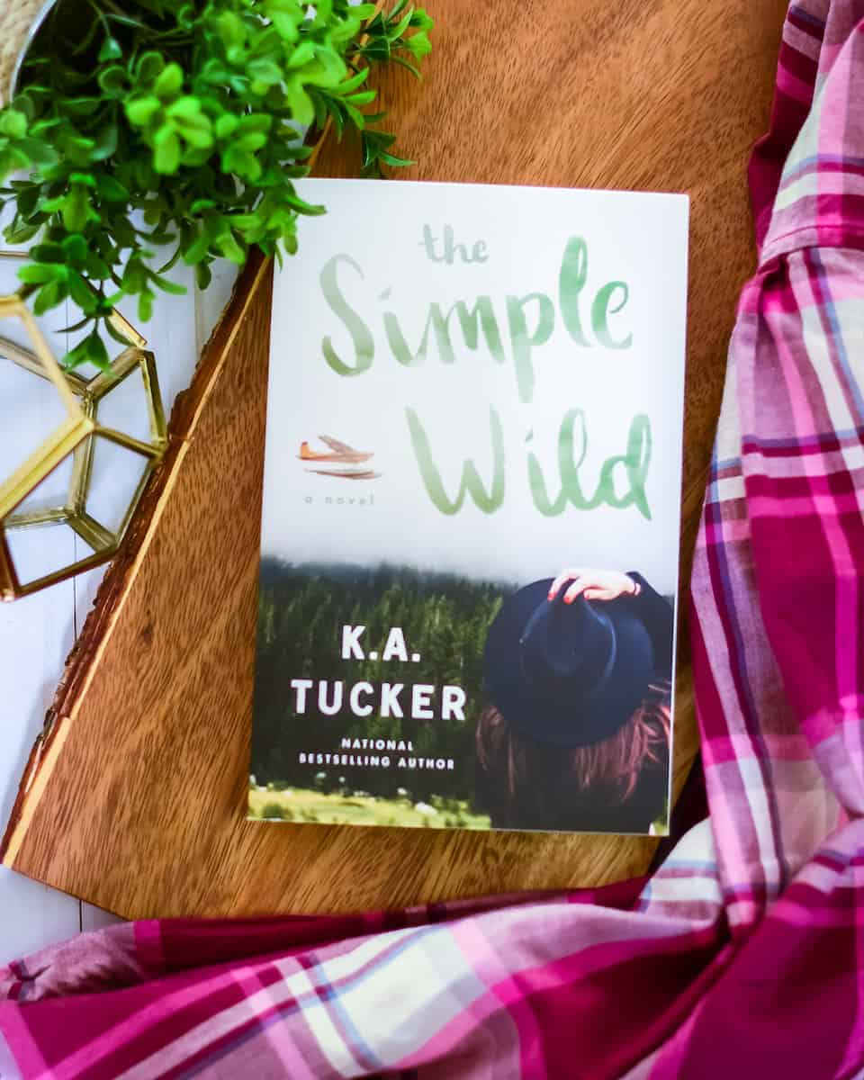 The Simple Wild by KA Tucker-featured
