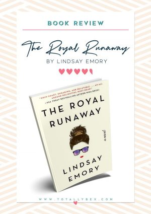 The Royal Runaway by Lindsay Emory | cozy mystery