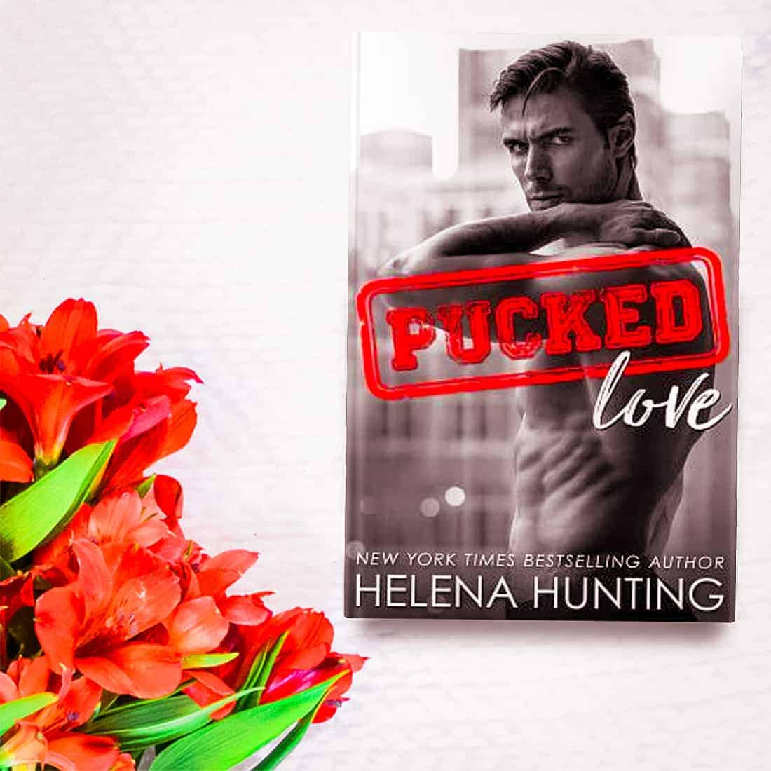 Pucked Love by Helena Hunting is the Pucked series finale and long-awaited hockey romance book where the friends-with-benefits characters, Darren and Charlene, finally become more