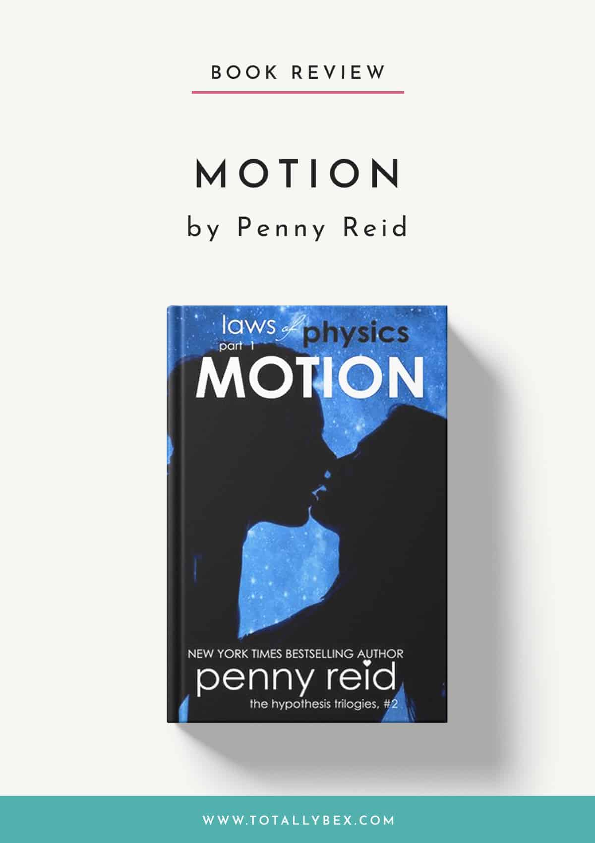 Motion by Penny Reid-Book Review