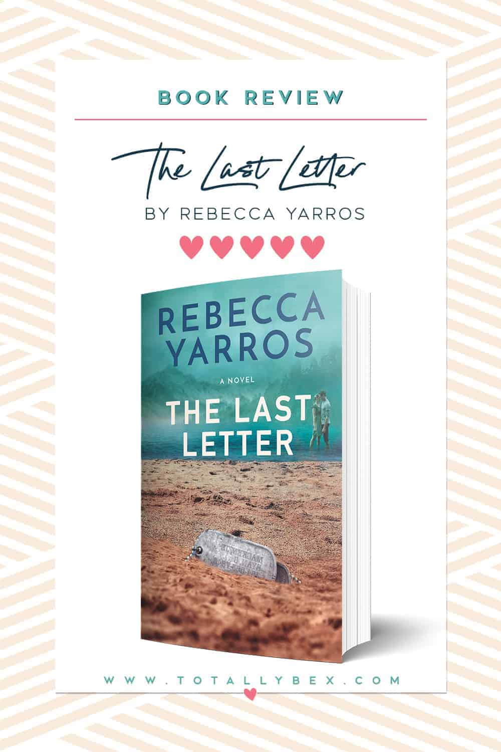 The Last Letter-Book Review