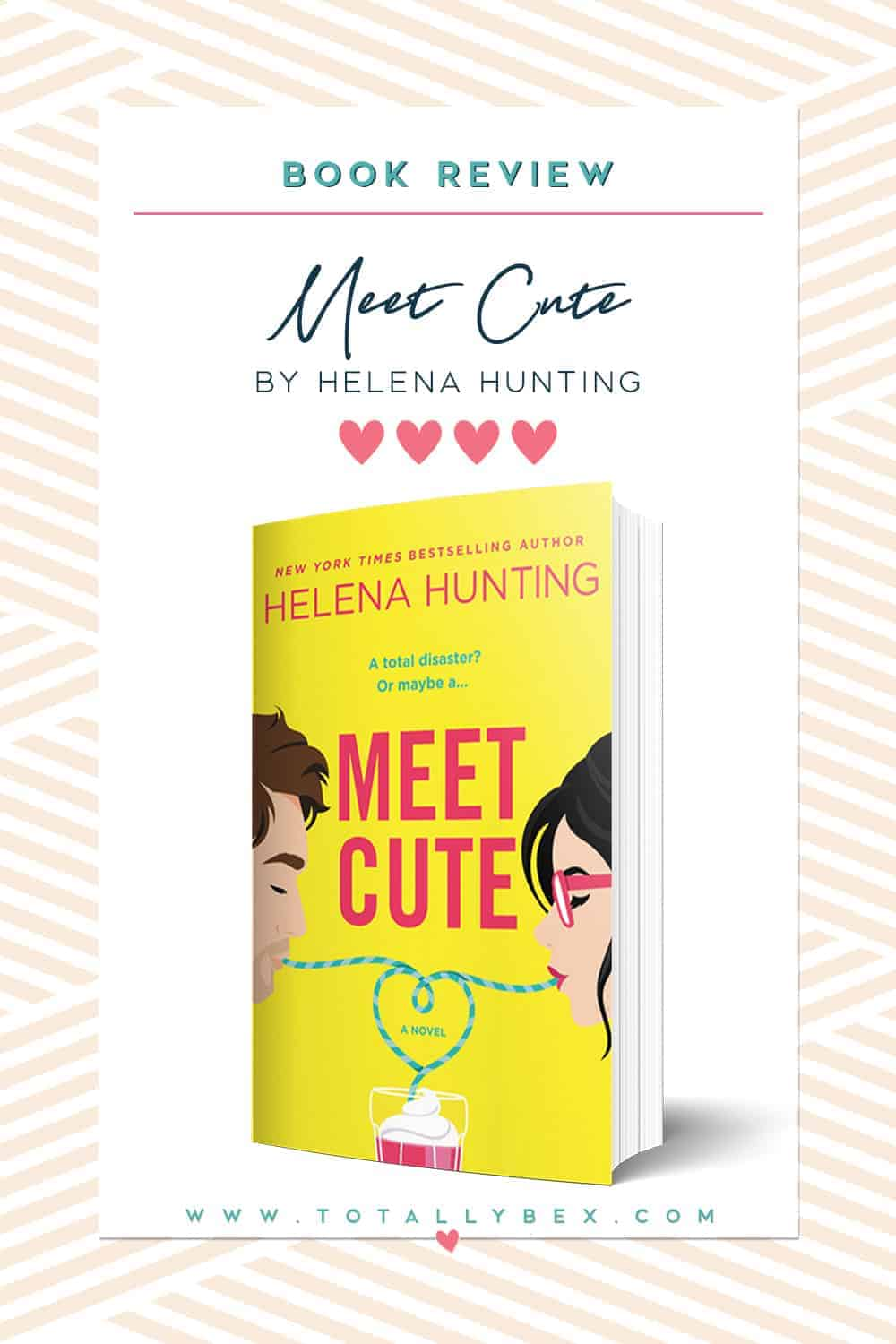Meet Cute by Helena Hunting - Book Review