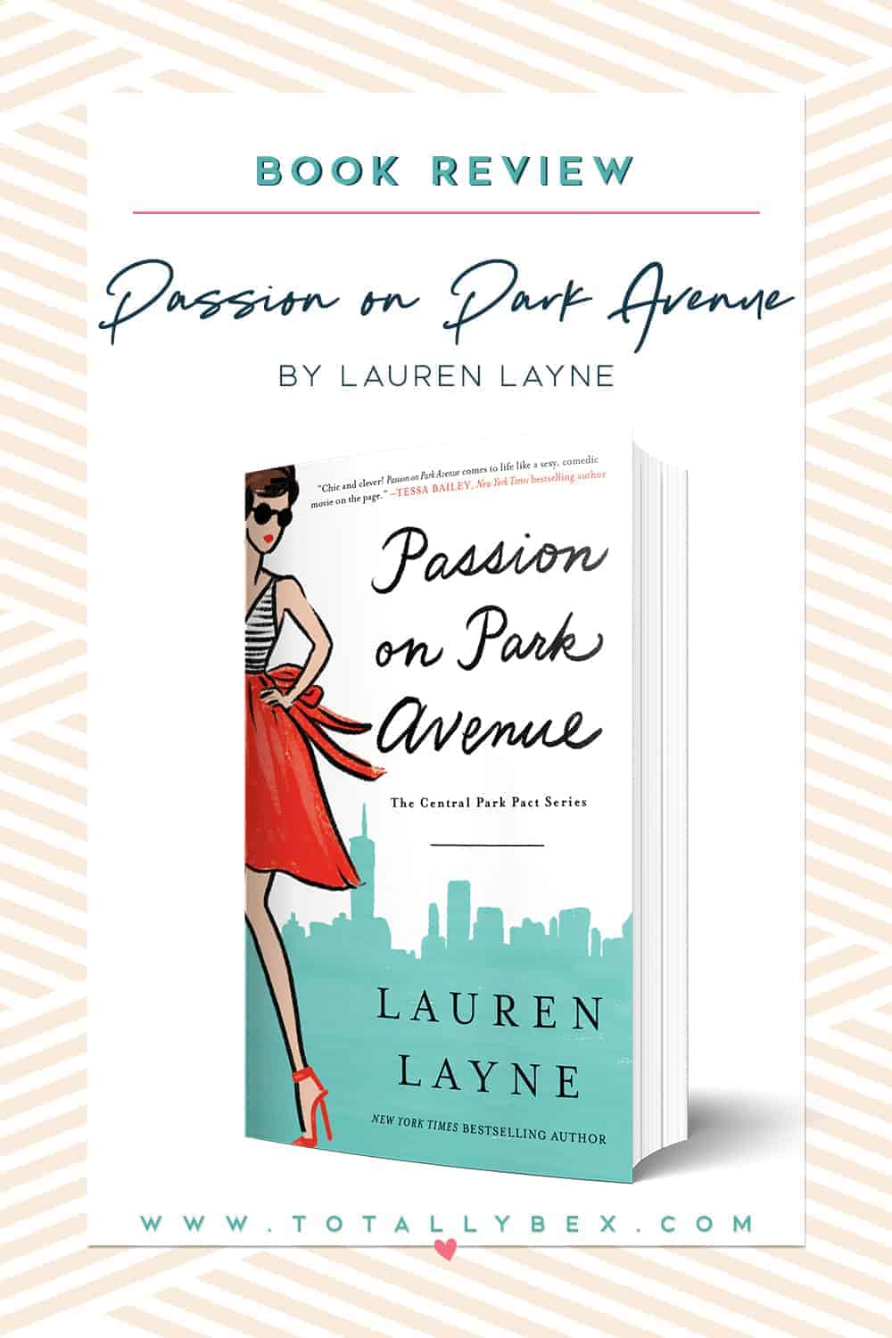 PassionOnParkAvenue-BookReview