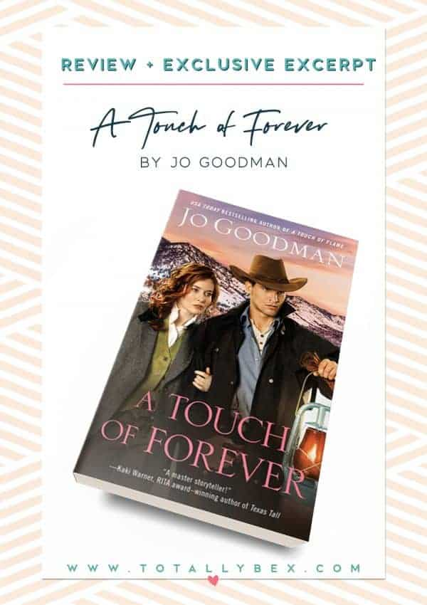 'A Touch of Forever' by Jo Goodman – Review + Exclusive Excerpt!