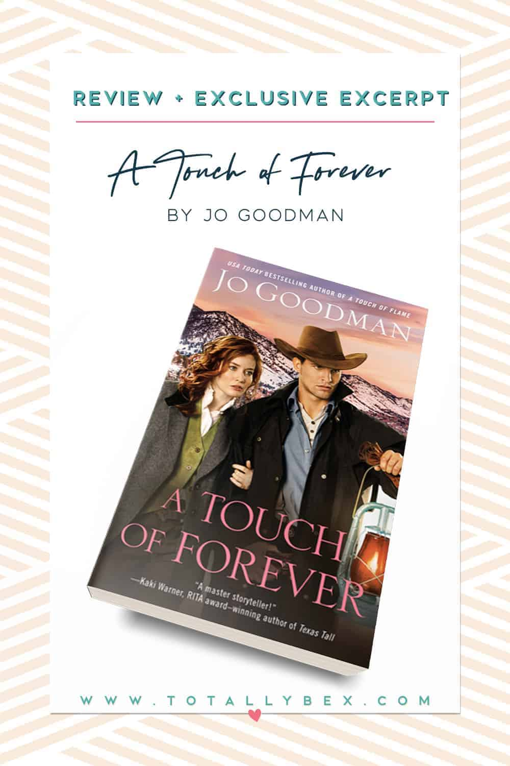 A Touch of Forever by Jo Goodman|Book Review
