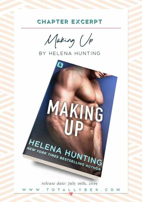 Read the First Chapter of 'Making Up' by Helena Hunting!