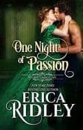 One Night of Passion by Erica Ridley