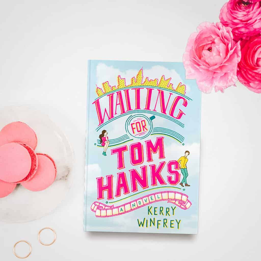 Waiting for Tom Hanks by Kerry Winfrey-featured