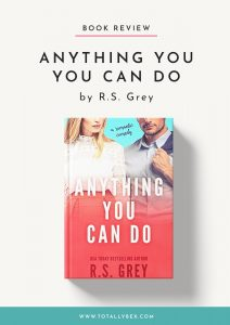 Anything You Can Do by RS Grey-Book Review