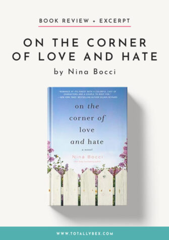 On the Corner of Love and Hate by Nina Bocci-Book Review+Excerpt