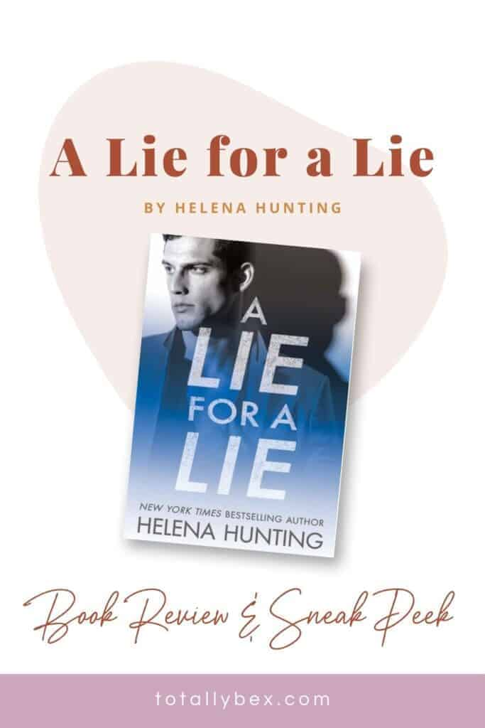 A Lie for a Lie by Helena Hunting-Pinterest2